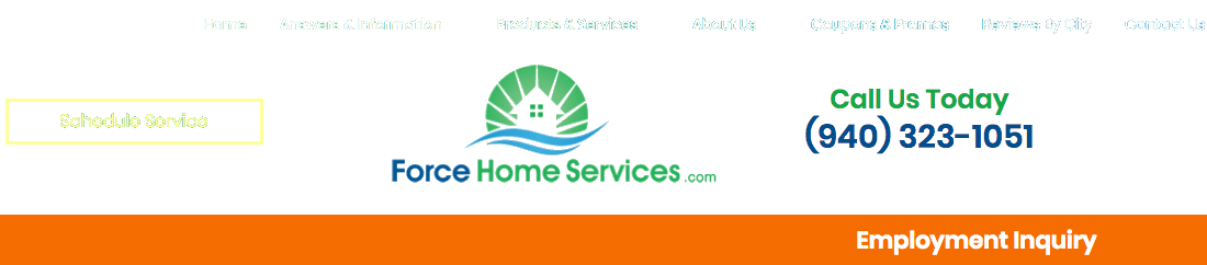 Force Home Services Heating, Air Conditioning & Plumbing